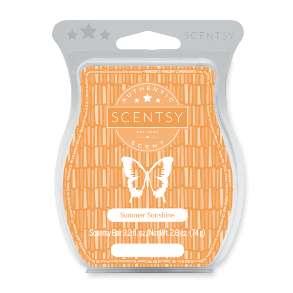 Scentsy scent summer sunshine buy online