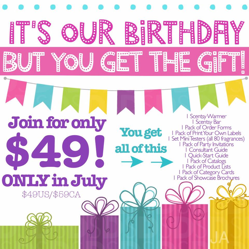 Discounted Scentsy Starter Kit Scentsy Candles – Scentsy Party Invitations