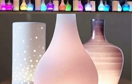 Scentsy ultrasonic essential oil diffusers