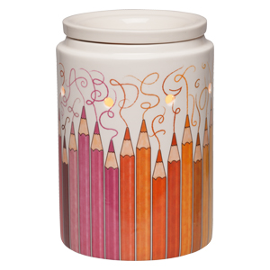 Scentsy Colored Pencils Warmer