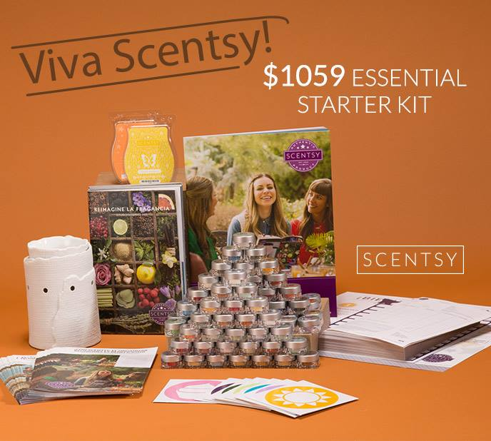 Join Scentsy Mexico