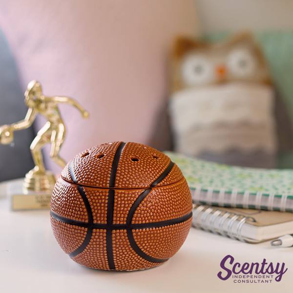 Scentsy Basketball Warmer Slam Dunk