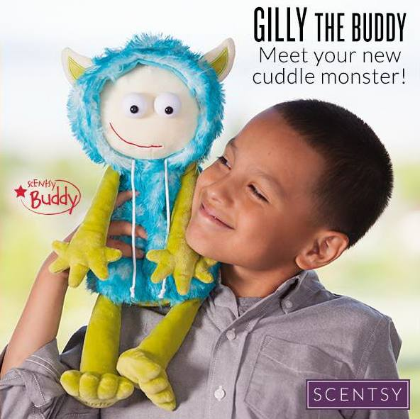 MonsterScentsyBuddy