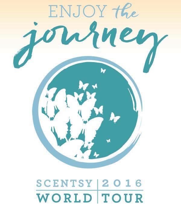 Scentsy World Tour Logo 2015