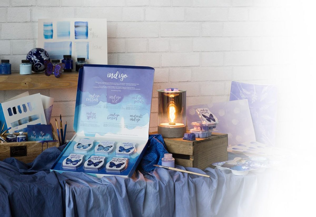 Scentsy Indigo bars | Indigo Collection