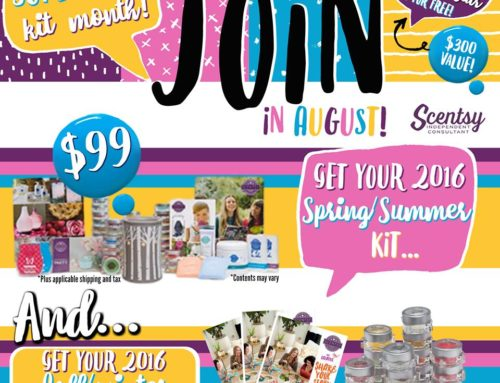 Scentsy Double Starter Kit