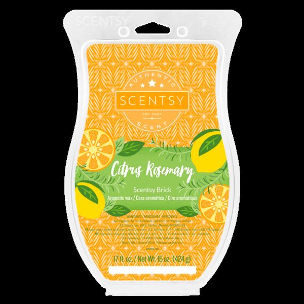 Scentsy Brick Citrus Rosemary buy online