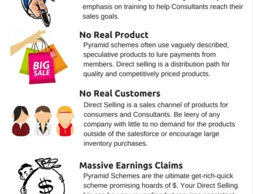 Is Scentsy a Pyramid Scheme?