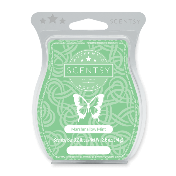 Scentsy Marshmallow Mint Buy Online