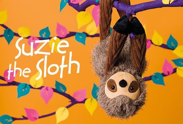 Scentsy Buddy suzie the sloth buy online