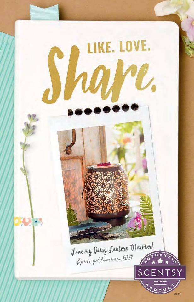 Scentsy Spring/Summer Catalog