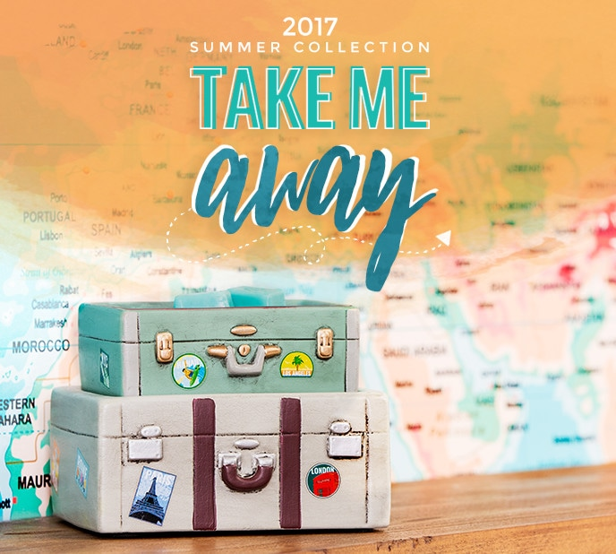 Take Me Away Scentsy SUmmer collection warmer