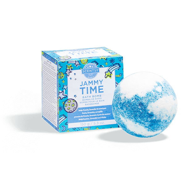Jammy Time Bath Bomb