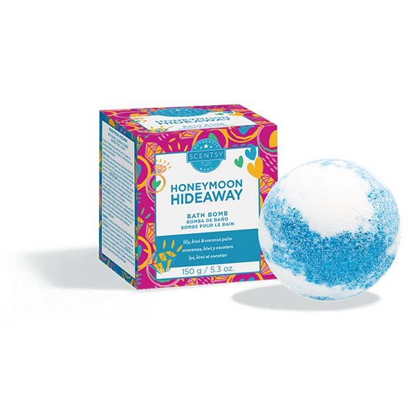Honeymoon Hideaway Bath Bomb