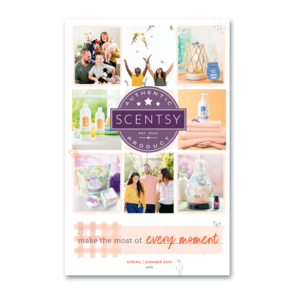 Scentsy Catalog 2019